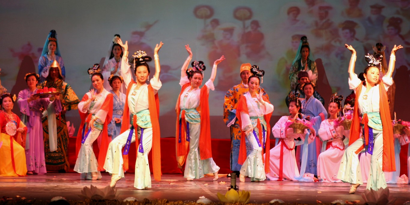 Traditional Chinese dance will be a part of the 8th annual Chinese New Year Festival celebrating the Year of the Rooster at California State University, Sacramento from 11 a.m. to 11 p.m., Feb. 19 in the University Union Ballroom.